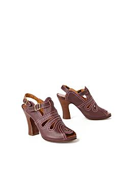 Pequea Slingbacks - Anthropologie.com :  spring tooled anthropologie platforms