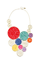 Anthropologie.com > :  stuff i want colourful woven circles