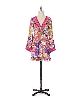 Kaleidoscope Cover-Up - Anthropologie.com :  womens cover up resort wear coverup
