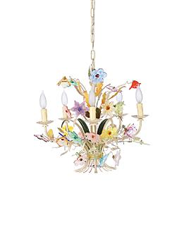 Joueux Jardin Chandelier - Anthropologie.com :  floral anthropologie home accessories home accents