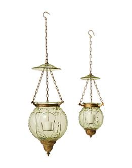 Tea Bowl Lanterns - Anthropologie.com :  candle accessory candle holder lantern lighting