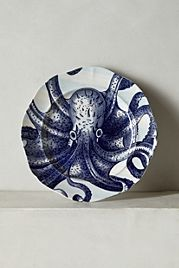 From The Deep Side Plate, Octopus