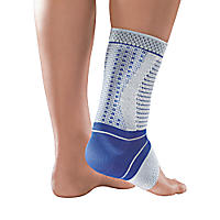 bauerfeind achillotrain pro achilles tendon support each relieve pain swelling lightweight breathable