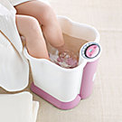 FootSmart Foot and Leg Spa Bath Massager - 30982