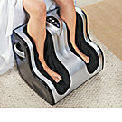 Total Leg and Foot Massager with Heat - 31174