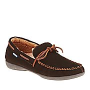 Vionic with Orthaheel Technology Dewey Moccasin Slippers - 72371