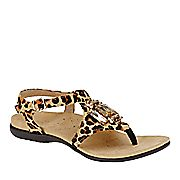 Vionic with Orthaheel Technology Tatiana Strappy Sandals - 89126