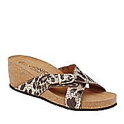 Vionic with Orthaheel Technology Danette Cross-Strap Sandals - 89146
