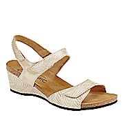 Vionic with Orthaheel Technology Natasa Wedge Sandals - 89166