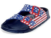 Birki\'s Haiti Stars and Stripes Bikoflor