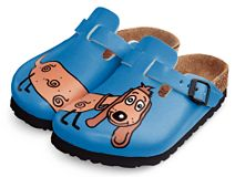 Birki\'s Woodby Dog Blue