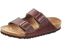 Birkenstock Arizona Cortina Brown Leather