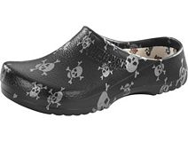 Super Birki Clog Black Skull by Birkis
