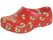 Super Birki Clog Red Cat by Birkis