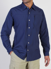 Men's GeoTrek'r™ Long-Sleeve Shirt