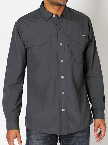 Men's GeoTrek'r™ Long-Sleeve Shirt Field Shirt