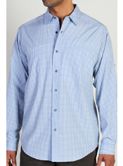 Men's Trip'r™ Check Long Sleeve Shirt