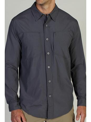 Men's GeoTrek'r™ Long Sleeve Shirt