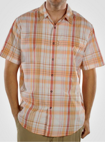 Men's Trip'r™ Macro Short-Sleeve Shirt