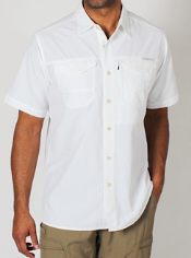 Men's GeoTrek'r™ Short-Sleeve Field Shirt