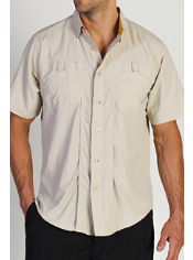 Men's Upstream™ Short Sleeve Shirt
