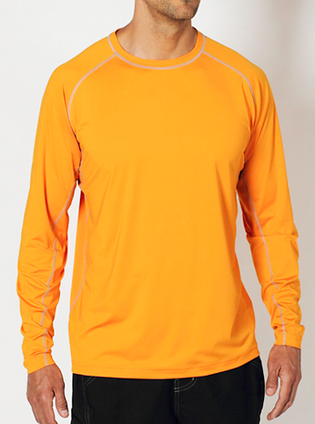 Men's Sol Cool™ Long-Sleeve Tee