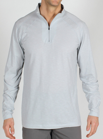 Men's ExO Dri Carbonite™ 1/4 Zip Long-Sleeve Shirt