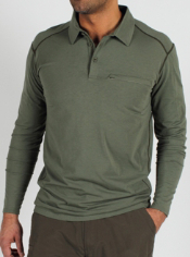 Men's Teanaway™ Polo Long-Sleeve Shirt