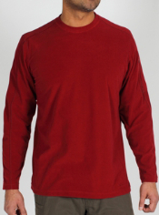 Men's Migrator™ Crew Long-Sleeve Shirt