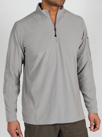 Men's Migrator™ 1/4 Zip Long-Sleeve Shirt
