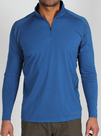 Men's Teanaway™ 1/4 Zip Long-Sleeve Shirt