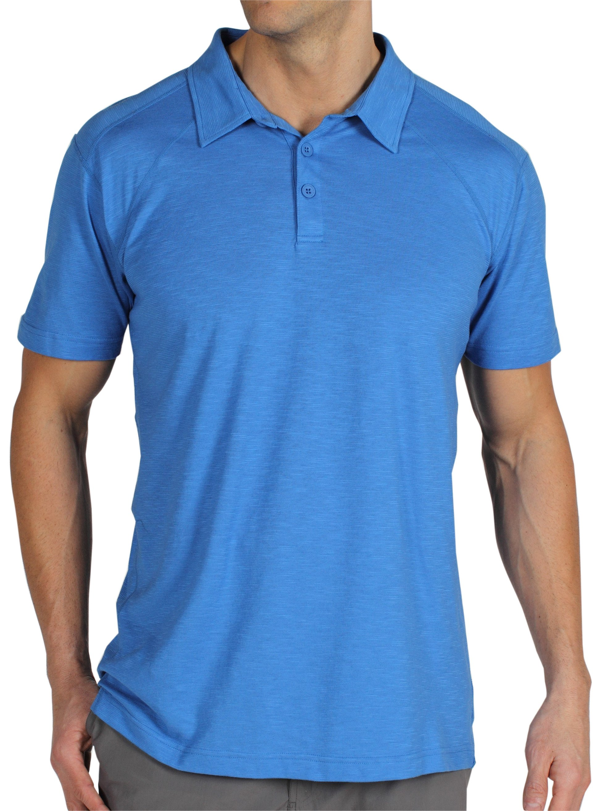 Men's ExO Dri Carbonite Polo