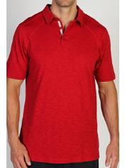 Men's ExO JavaTech™ Polo Short-Sleeve Shirt