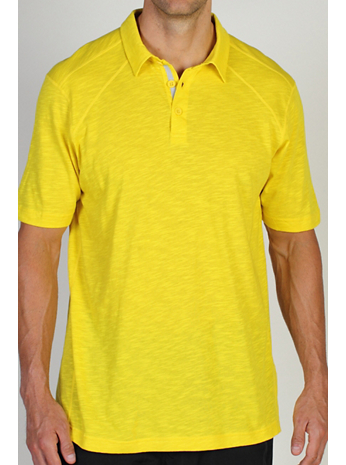 Men's ExO JavaTech™ Polo Short-Sleeve Shirt
