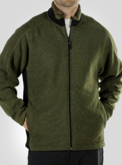 Men's Chugo™ Long-Sleeve Fleece Cardigan