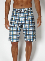 Men's MarLoco™ Plaid Short