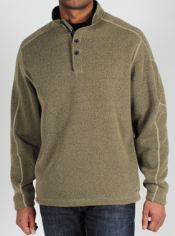 Men's Alpental™ Long-Sleeve Pullover Fleece