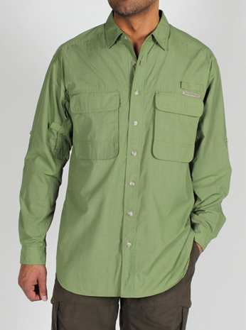 Men's BugsAway® Baja™ Long-Sleeve Shirt