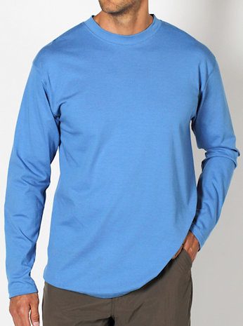 Men's BugsAway® Chas'r™ Long-Sleeve Crew Tee