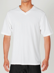 Men's Give-N-Go® V-Neck Short-Sleeve Tee