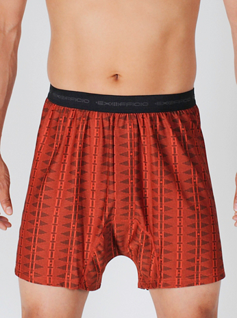 Men's Give-N-Go® Aztec Boxer