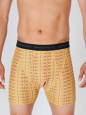 Men's Give-N-Go® Aztec Boxer Brief