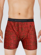 Men's Give-N-Go® Muhimu Boxer Brief