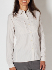 Women's Dryflylite™ Check Long-Sleeve Shirt