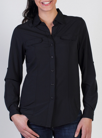 Women's Kizmet Camper Long-Sleeve Shirt