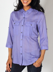 Women's Kamili 3/4 Sleeve Shirt