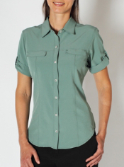 Women's Kizmet™ Camper Short-Sleeve Shirt