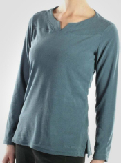 Women's Jandiggity™ Long-Sleeve Fleece Crew Shirt