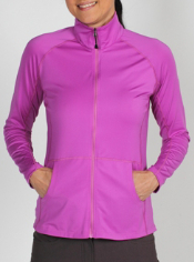 Women's Sol Cool™ Zippy Long Sleeve Jacket