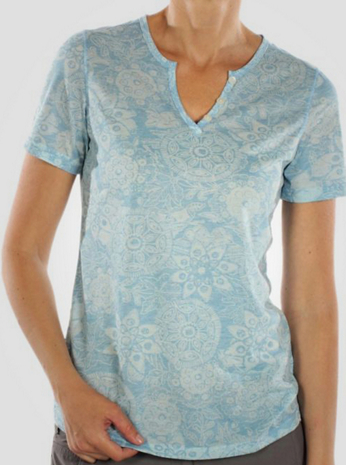 Women's aZa™ Short-Sleeve Shirt